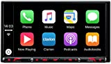 Clarion NX807E- 2-DIN Navigationssystem mit Carplay