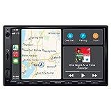 ATOTO F7 Armaturenbrett eingebauten Video - Android Auto & CarPlay-Verbindung, Mirrorlink, Telefonladung, Bluetooth, HD-Kameraeingang, bis zu 2 TB SSD & 512G SD (Standard 7 Zoll/D-Din, F7G2A7SE)