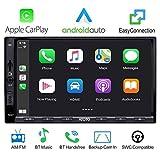ATOTO Year Digitales Doppel-Din-Media-Autoradio - SA102 Starter (YS102SL) CarPlay- und Android Auto-Empfänger, Bluetooth, Radio, USB-Video und -Audio