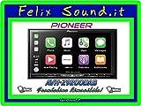 Pioneer Electronics AVH-Z9200DAB Moniceiver, Schwarz, 2DIN / DoppelDIN