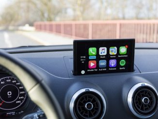CarPlay Autoradio