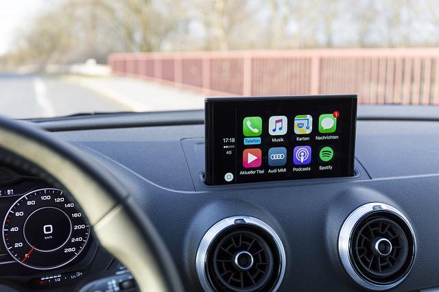 CarPlay Autoradio