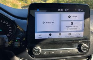 CarPlay Ford Fiesta