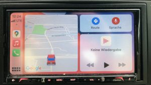 CarPlay und iOS14