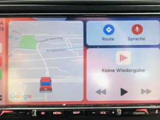CarPlay und iOS14